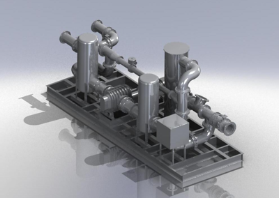 Vapor Extractor Solidworks model